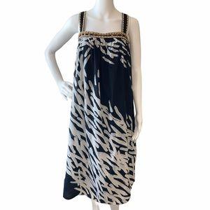 EUC DKNYC Layered Cotton Tank Dress